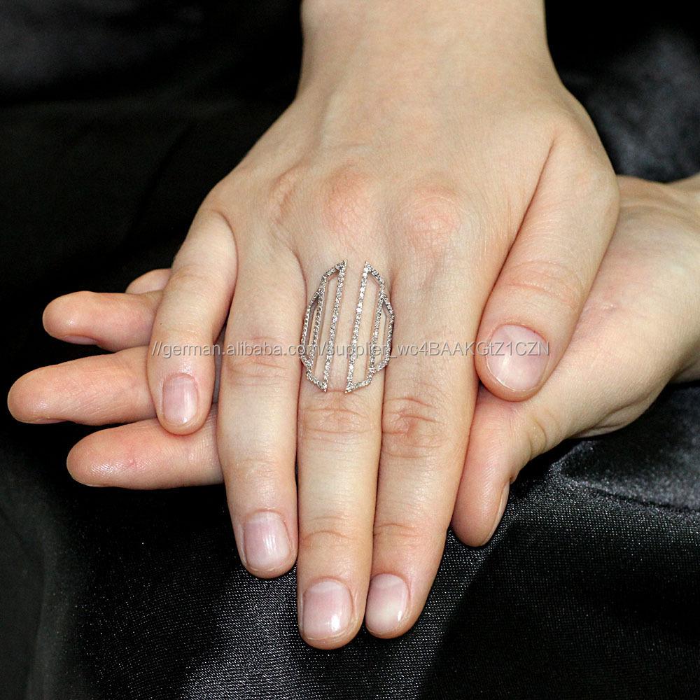 Acrylic Powders & Liquids Nail Care, Manicure & Pedicure 1 Nail Art Ring Acryl Ringrohlinge Größe Frei Wählbar Ringe #02