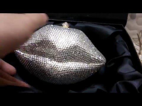 Crystal Silver Bridal Clutch Purse for Wedding Days Bridesmaid Clutches for Cheap