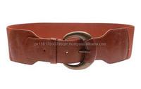 Wholesale Genuine Leather Antique Belt Casual Style Men Belts Dress