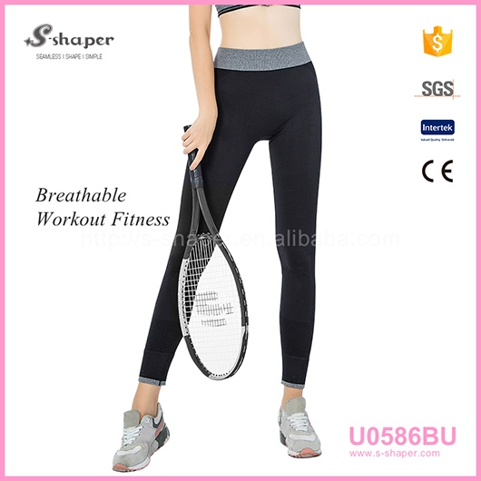 Sublimation Printing Specialized Capris And Long Yoga Leggings