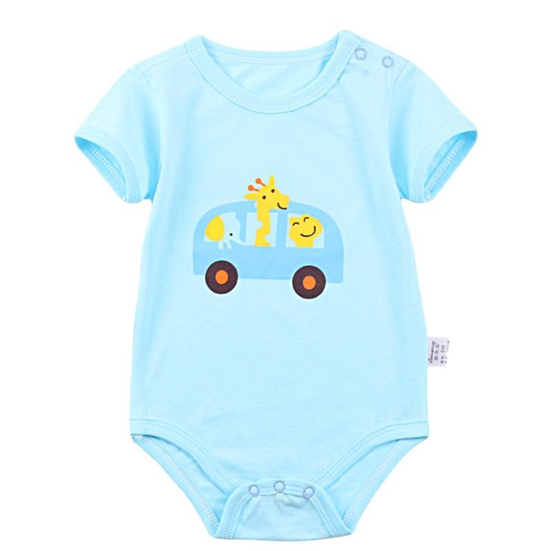 Newborn Baby Clothes Custom Cotton Baby Romper Baby