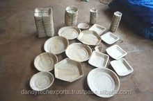 Areca Eco disposable plates