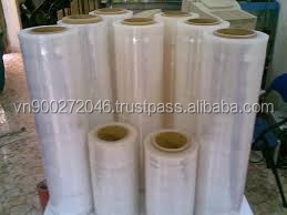 Vietnam super strong moisture proof 23 mic Stretch Wrapping Film