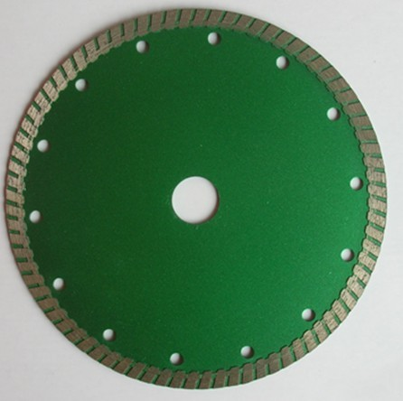 "5"" Premium Continuous Rim Wet Diamond Saw Blade for Tile"