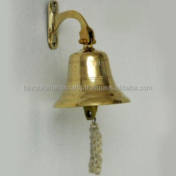 DOOR BELL, BRASS DOOR BELL, HANGING DOOR BELL