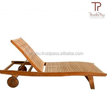 barato de madera balancn barato jardn tumbona tumbona muebles al - Tumbonas Madera