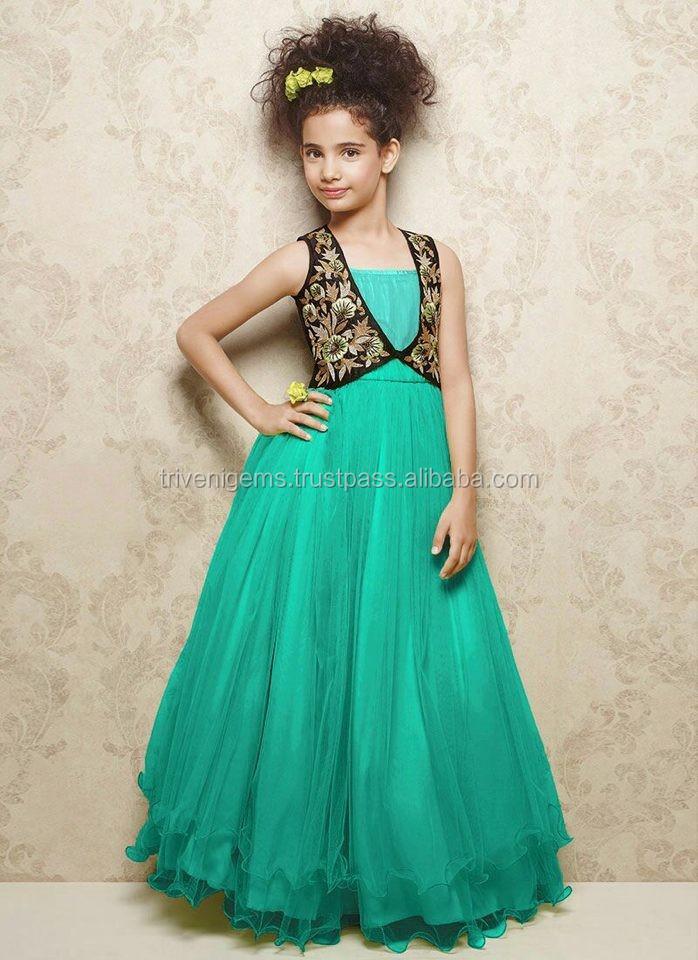 19f3f55d9 Últimos Niños Vestidos De Diseño Readymade Niños Niña Vestido