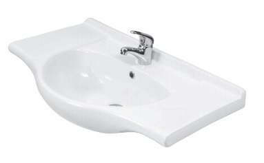 MELISSA SERIES / High Quality Ceramic Furniture Washbasin, Cabinet Basin, Cabinet Sink - 5812