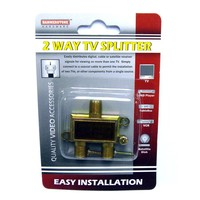 Two Way TV Splitter #HD392