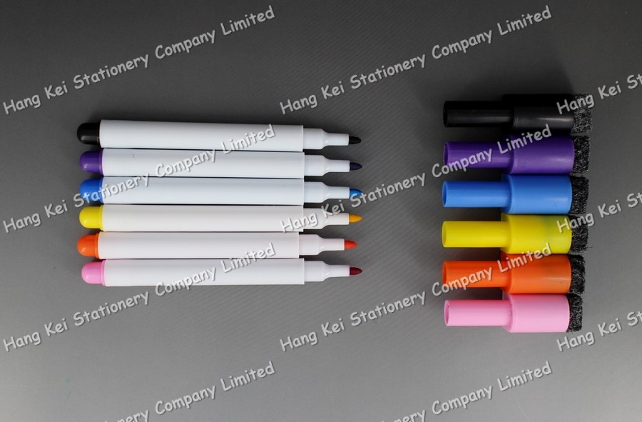 Classical Small Bullet Point Logo Dry Erase Marker With