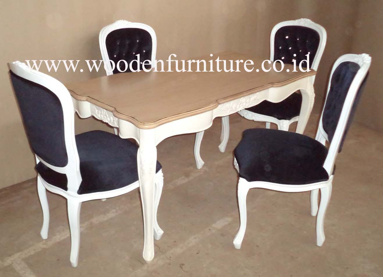 French Style Dining Room Furniture French Style Dining Chair Round Dining Table Classic Dining Room