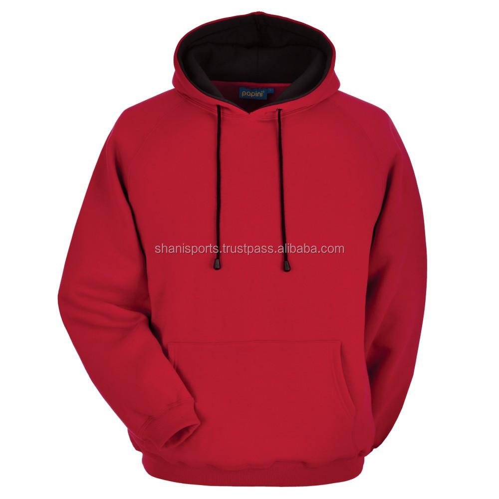 80/20 Cotton Fleece Hoodies / Double Design Hoodie - Buy 100 ...