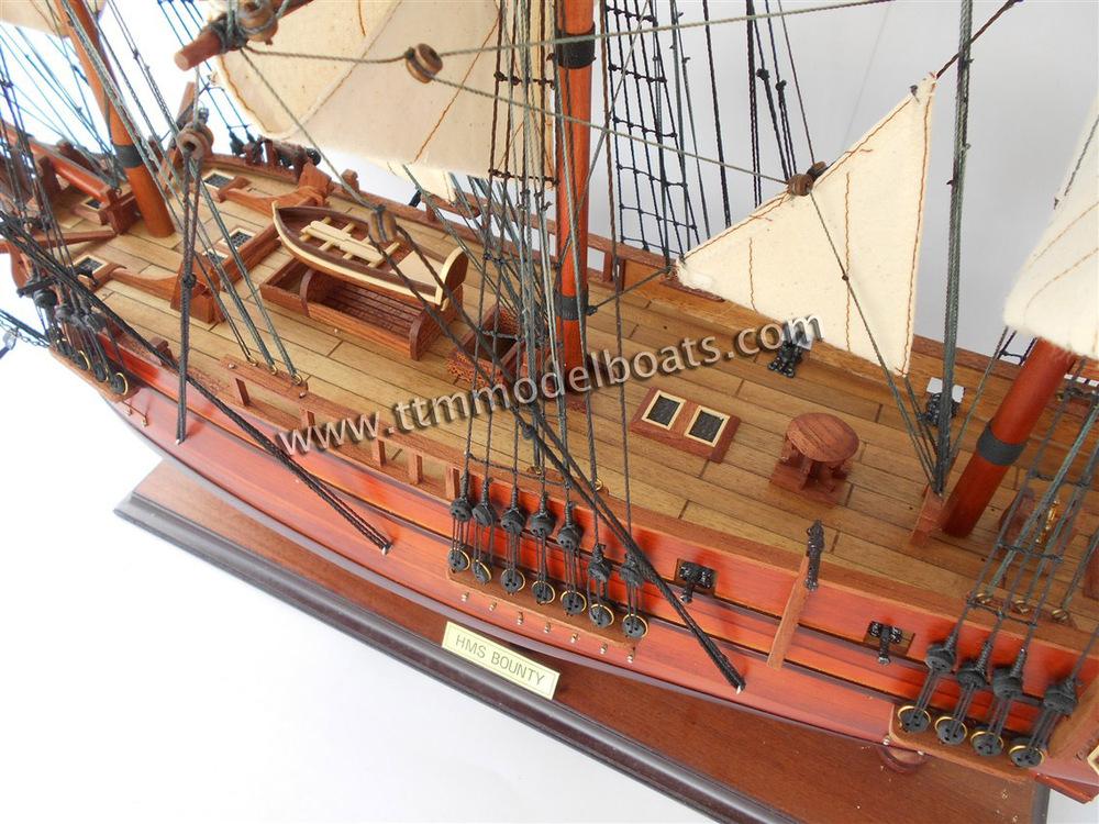 hms bounty houten model boten te koop tall ship modellen buy houten scheepsmodellen houten. Black Bedroom Furniture Sets. Home Design Ideas