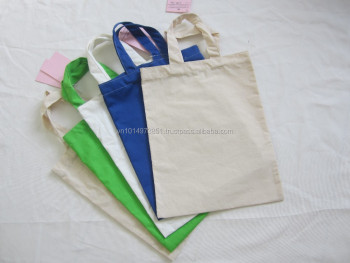 Customized Logo Printing Canvas Cotton Bag, Cotton Shopping Bag, Cotton Tote Bag