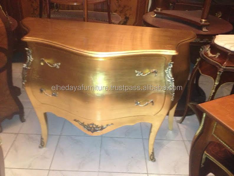 Baroque commode meubles en bois id de produit 50029725766 - Grande commode baroque ...