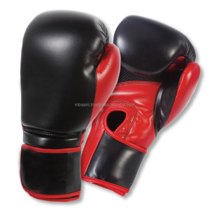 Black Label Boxing Gloves Mix Martial Arts Gloves
