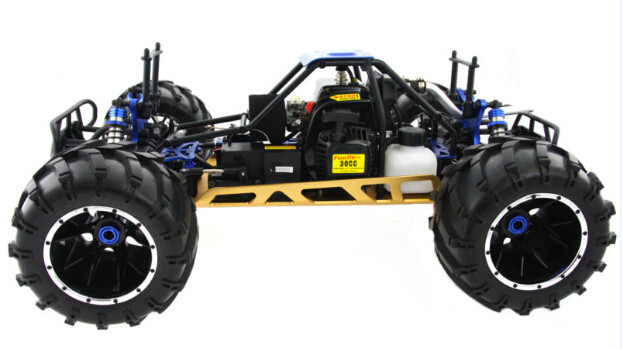 2016 New Product 300cc Rc 4x4 Trucks 1 4 Scale Cars For Erc50