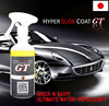 Great cost performance silicone liquid wax HYPER SLIDE COAT GT for car body made in Japan