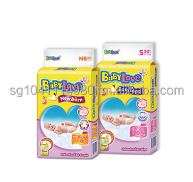 BabyLove Disposable Baby Diaper. Good Quality Baby Diaper