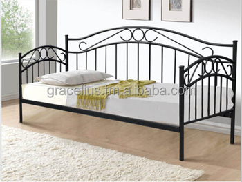 Metal Double Single Beds King