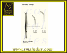 Standard Dissecting Forceps Curved