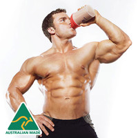 100% Australian Made Pure Muscle Growth Protein Powder for Men