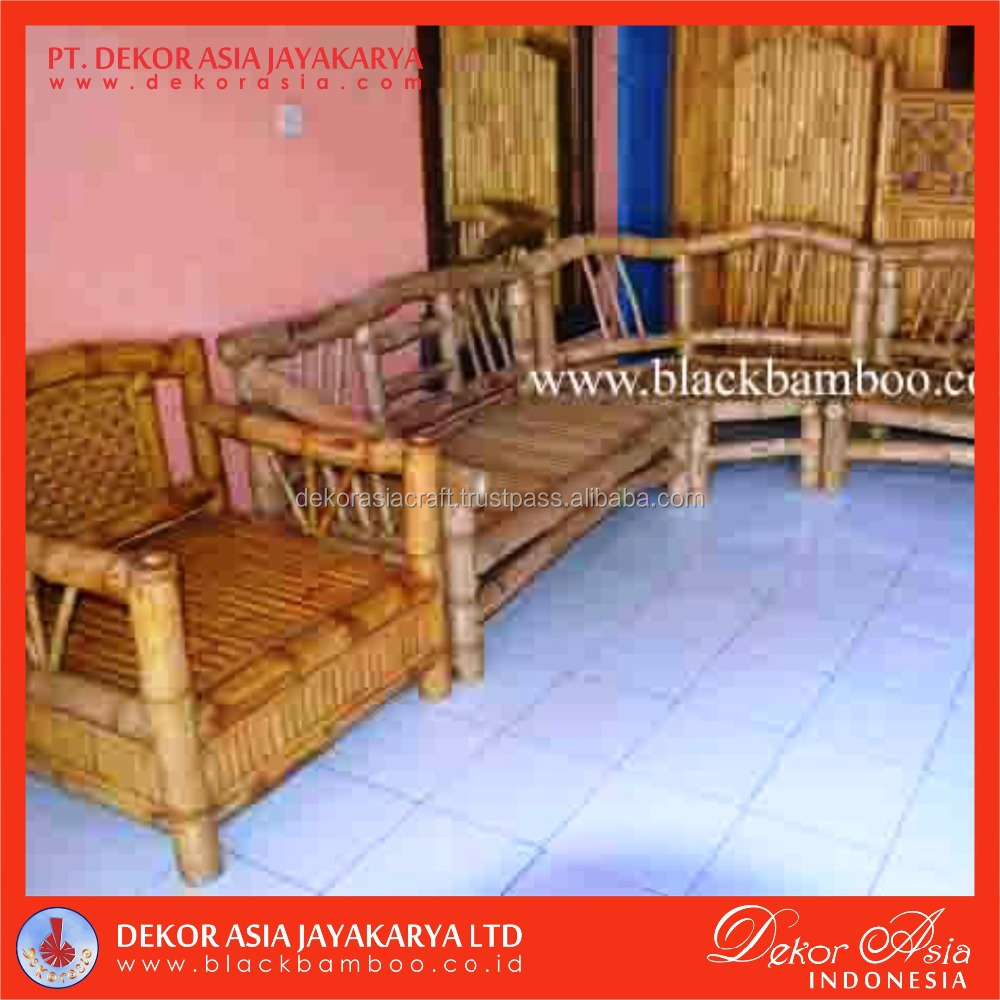 Bench And Chair Set Tables Bamboo Furniture Bamboo Furniture