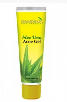 aloe vera cream for acne