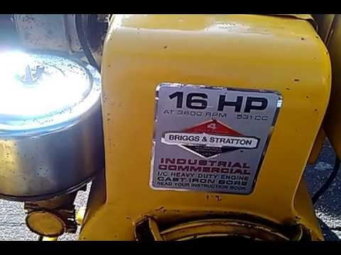 Cheap 16 hp briggs stratton find 16 hp briggs stratton deals on get quotations briggs amp stratton 16 hp 1800 rpm 4kw generator publicscrutiny Images