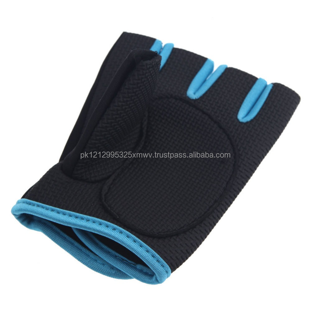 Power lifting Workout Gloves with Wrist Support Neoprene