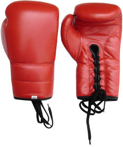 fight leather Boxing Gloves