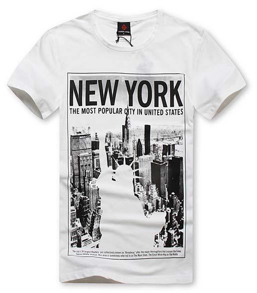 Latest Fashion Printed T Shirt For Men - Buy Latest Fashion ...