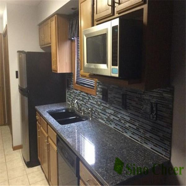 Prefabricated Bathroom Countertops: Prefab Single Bathroom Sink Granite Countertop