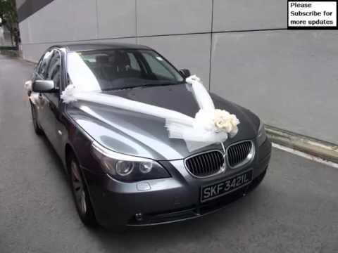 Get Quotations Wedding Car Decoration Bmw