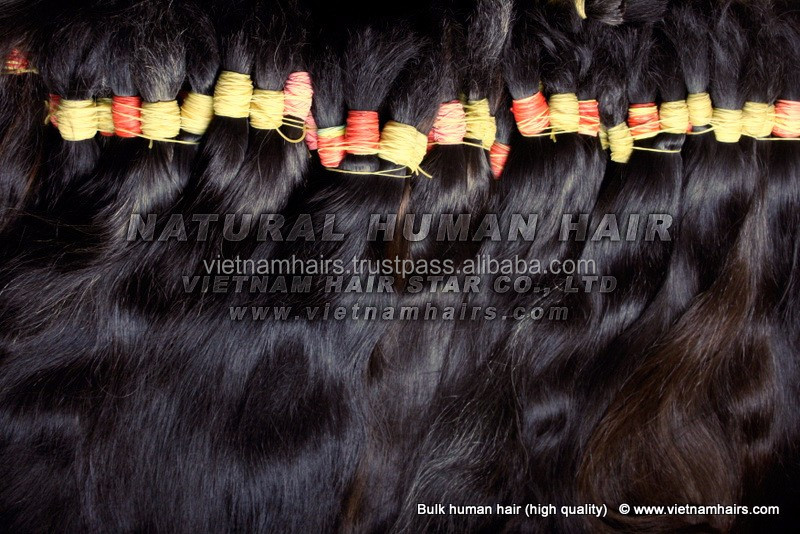 Vietnamese Human Hair Sew In Weavehuman Hair Extensionremy Hair