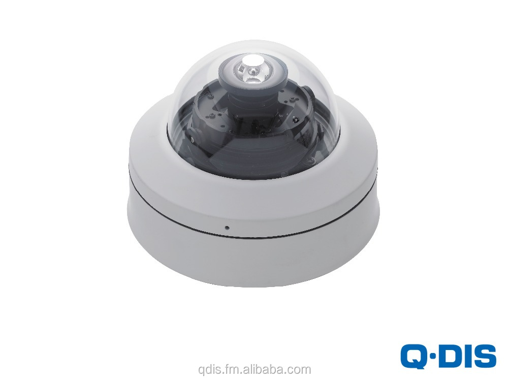 360 DEGREE OMNI-DIRECTIONAL IP CAMERA