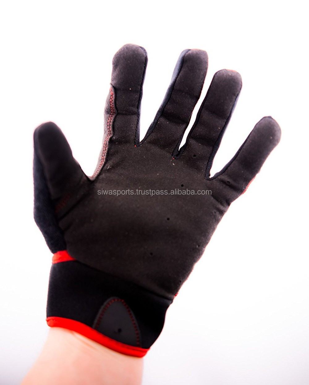 Personalized Fitness Gloves: Custom Weight Lifting Gloves Fitness Exercise Gym Work Out