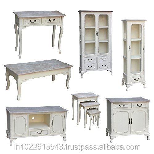 White Shabby Chic Furniture Manufacturer - Buy White Shabby Chic