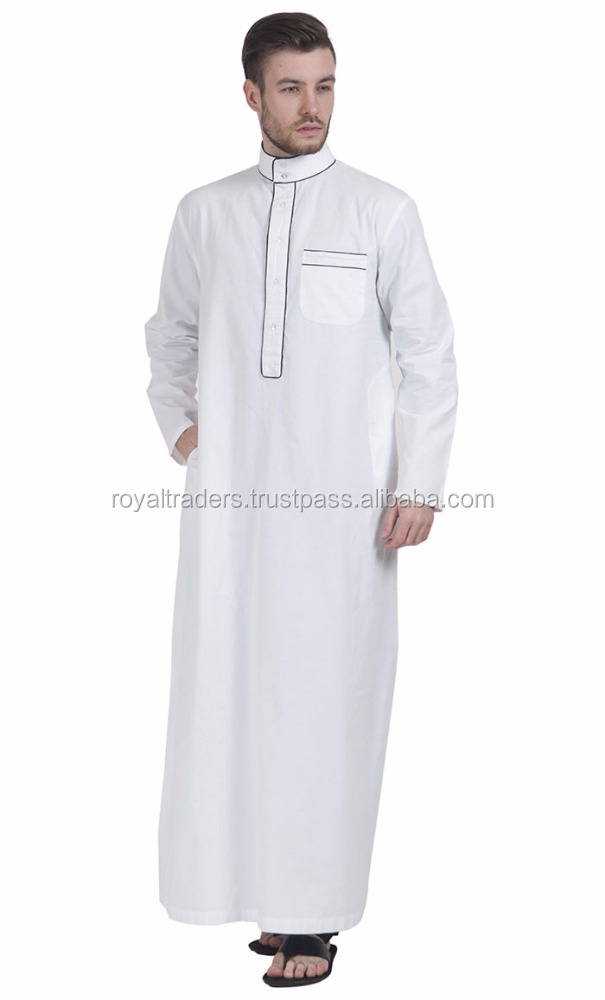 Buy 100% Spun Polyester For Arabic Robe Kaftan, Abaya, Jalabiya ...