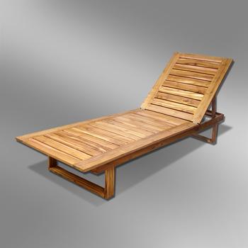 Poolside Sun Lounger Jambi Design