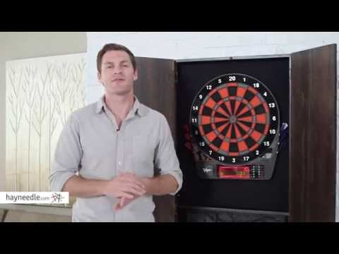 Viper Specter Electronic Dart Board and Darts Set - Product Review Video