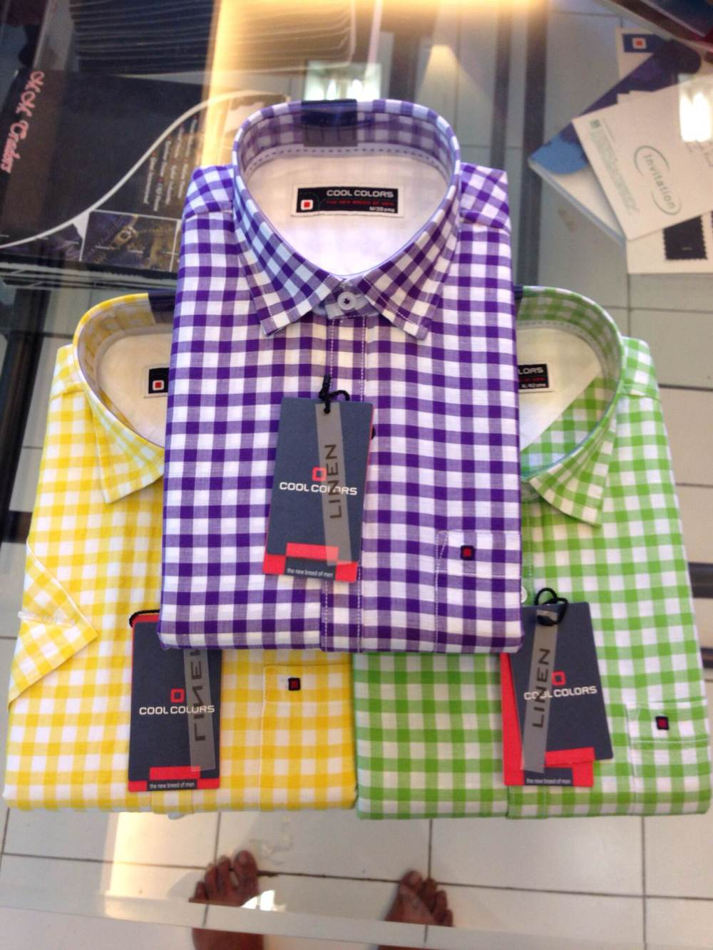 Shirt design latest 2017 - 2017 Cool Cotton Simple Design Mens Shirt In India