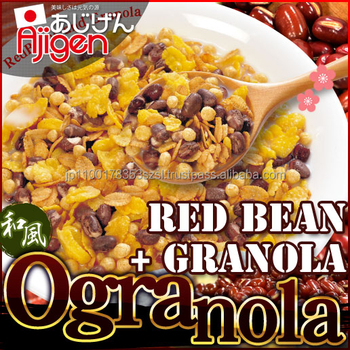 High quality cereal bar red bean at reasonable prices , OEM available