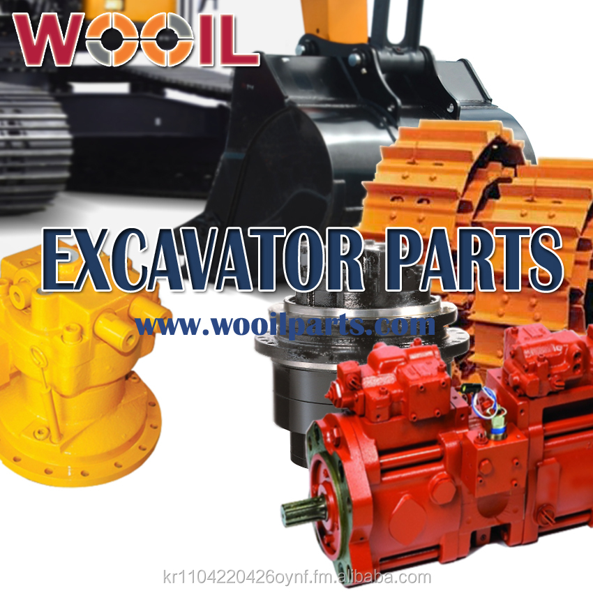 VOLVO EXCAVATOR PARTS/SAMSUNG EXCAVATOR PARTS(UNDERCARRIAGE PARTS/ENGINE PARTS/HYDRAULIC PARTS/BREAKER PARTS/ETC.)