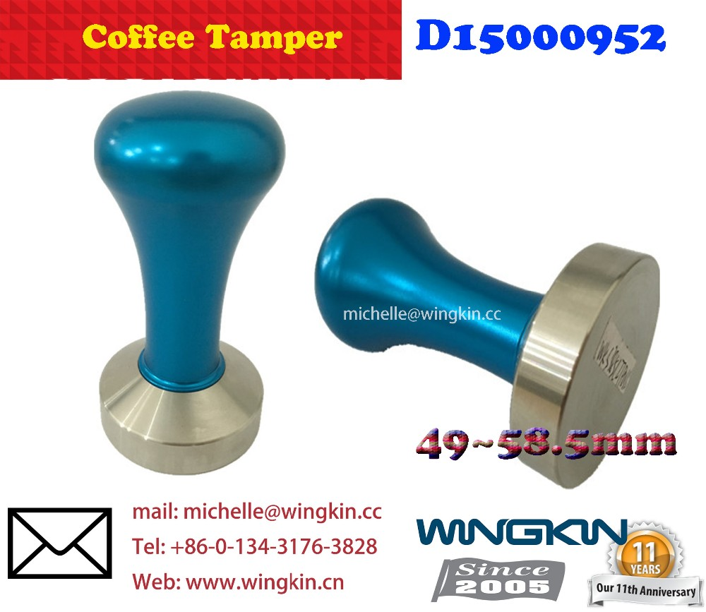 Aluminum Coffee Tamper - Buy Coffee Tamper,Aluminum Coffee Tamper ...