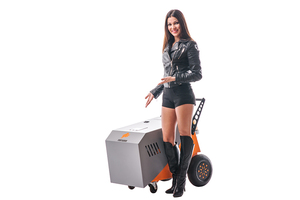 Fortador PRO+ powered by Lamborghini washing machine