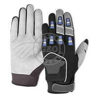 Pakistan Supplier New Styles Motocross Gloves