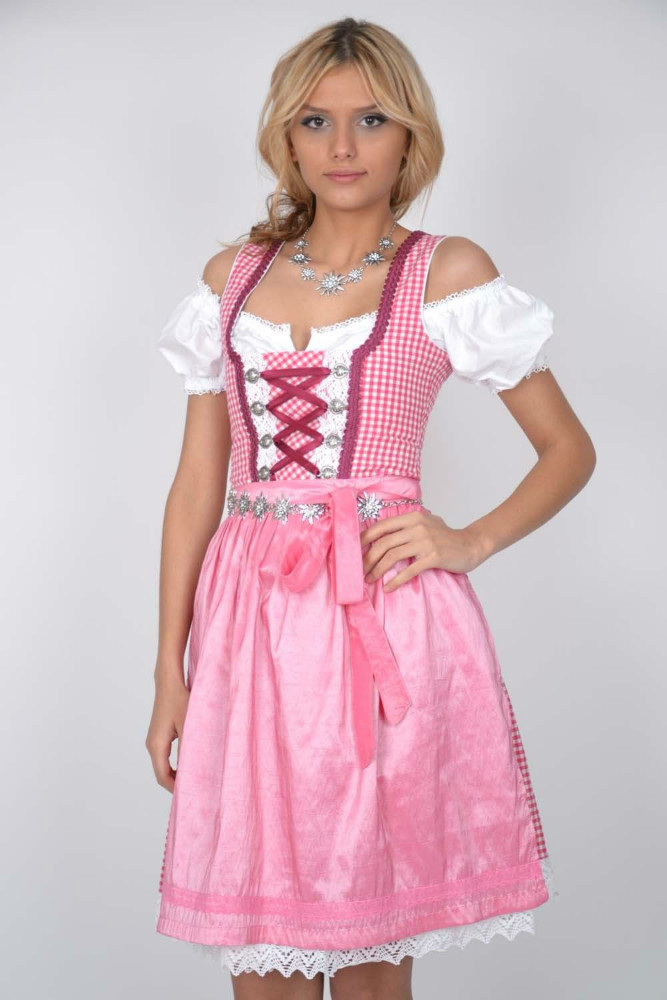 Fashion Party Dirndl Desgaste MiNi Dirndl Bávara Dirndl Austríaco ...