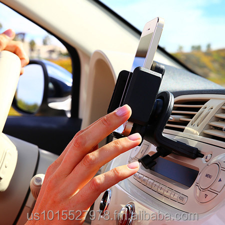 Mountek nGroove Grip MT5000-E Universal CD Slot Car Mount for Smartphones and GPS Devices
