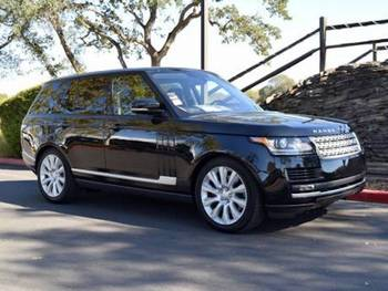 2017 Range Rover Hse Tdv6 3 0 Lc Accepted